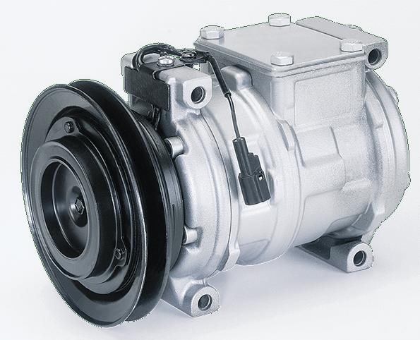 Ac Compressor on Oil Pressure Sending Unit Failure